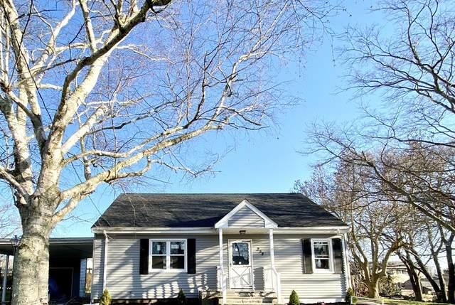 258 Wilson St, New Bedford, MA 02746 (MLS #72639790) :: Westcott Properties