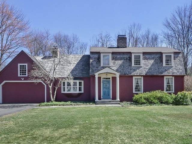 11 Linway Rd, Lincoln, MA 01773 (MLS #72639799) :: Bolano Home