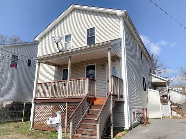 93 Dixon St #1, Providence, RI 02907 (MLS #72639809) :: Kinlin Grover Real Estate