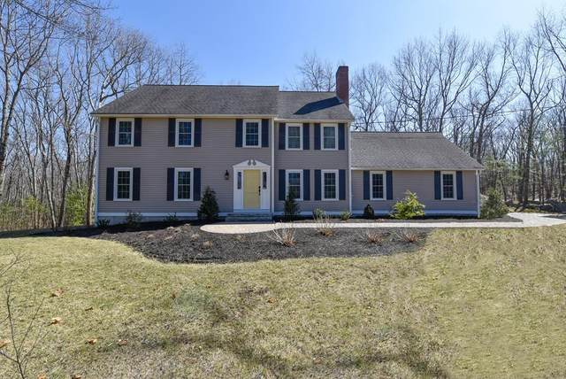 218 Whiley Rd, Groton, MA 01450 (MLS #72639812) :: Exit Realty