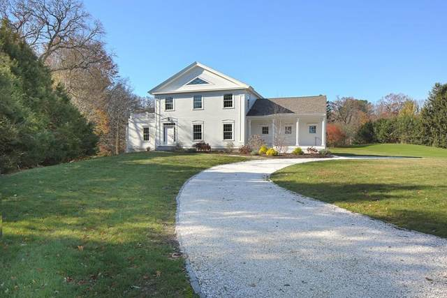 112 Washington St, Hanover, MA 02339 (MLS #72639817) :: Westcott Properties