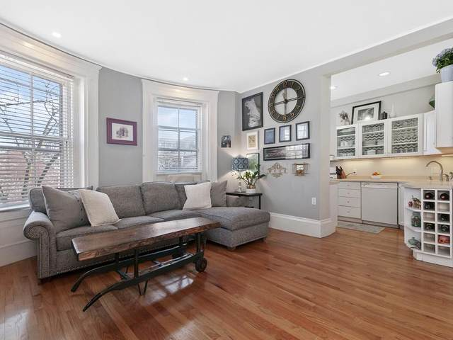 52 Waltham St #2, Boston, MA 02118 (MLS #72639827) :: Revolution Realty