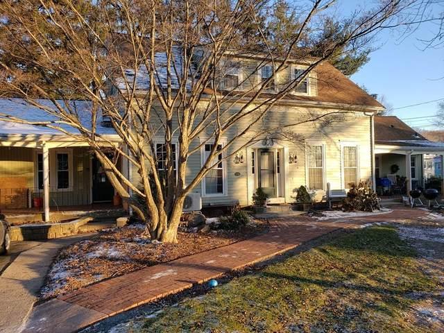 338 Newport Ave, Attleboro, MA 02703 (MLS #72639835) :: Westcott Properties