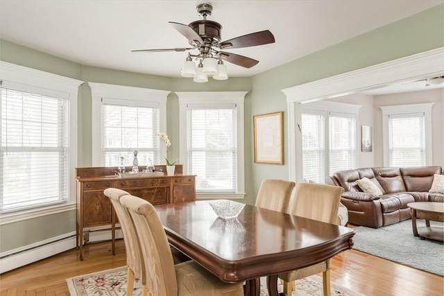 132 Middlesex Rd #1, Newton, MA 02467 (MLS #72639868) :: The Gillach Group