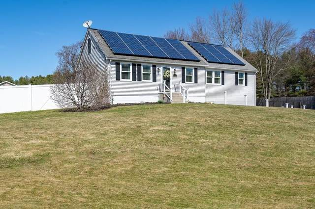 413 E State St, Granby, MA 01033 (MLS #72639884) :: Taylor & Lior Team