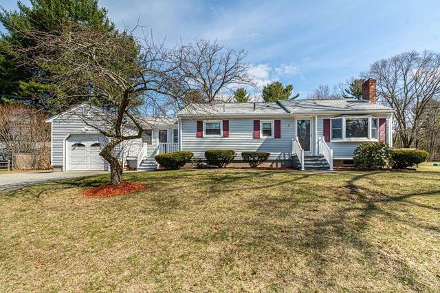 35 Grace Drive, Wilmington, MA 01887 (MLS #72639909) :: Exit Realty