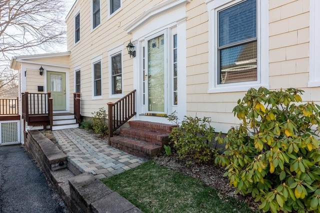 66 High St #66, Amesbury, MA 01913 (MLS #72639928) :: Anytime Realty