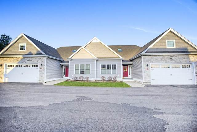 2 Pace Court #2, Lakeville, MA 02347 (MLS #72639942) :: Anytime Realty