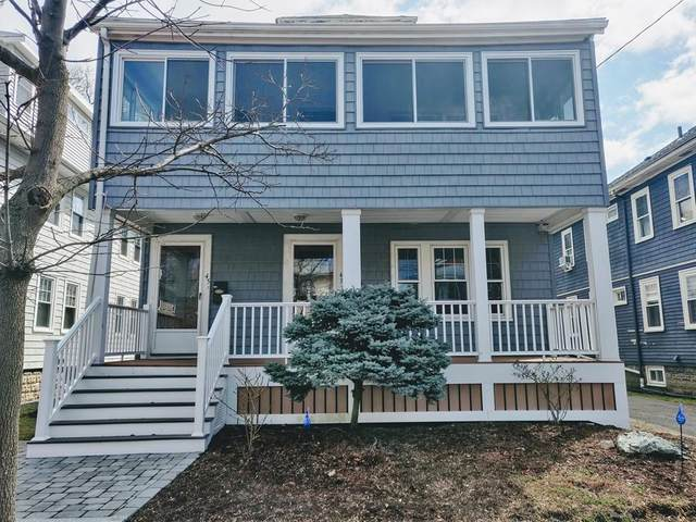 43 Sherborn St #1, Arlington, MA 02474 (MLS #72639995) :: Charlesgate Realty Group