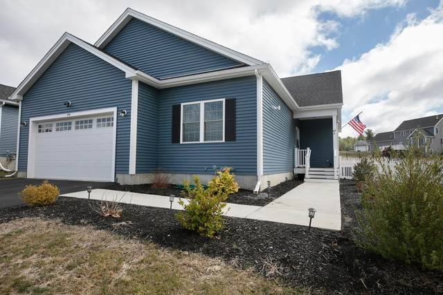 47A Compass Circle #25, Boylston, MA 01505 (MLS #72640020) :: Anytime Realty