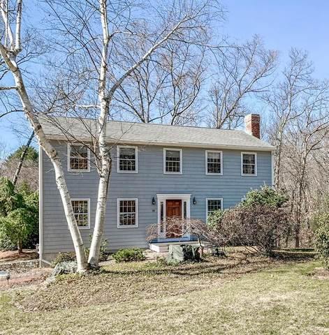 16 Pine Ridge Road, Lincoln, MA 01773 (MLS #72640027) :: Bolano Home