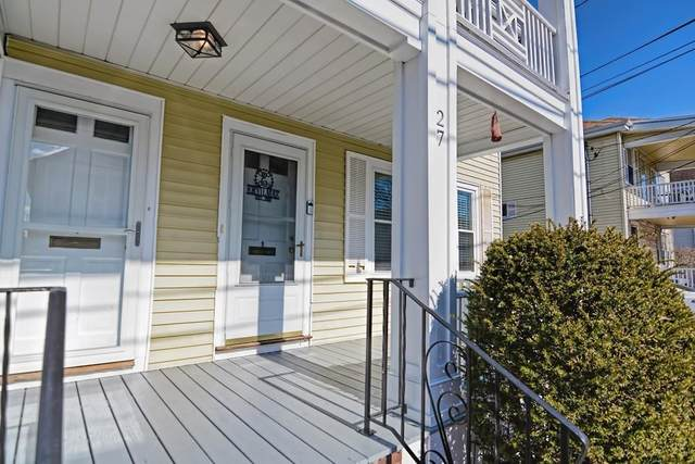 27 Exeter St #1, Arlington, MA 02474 (MLS #72640028) :: Charlesgate Realty Group