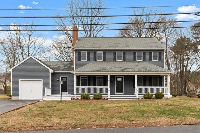 32 Leary St, Wayland, MA 01778 (MLS #72640033) :: Anytime Realty