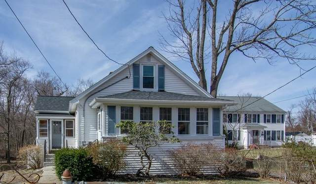 437 Summer St, Weymouth, MA 02188 (MLS #72640037) :: The Gillach Group