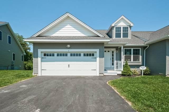 47 Stratford Village Drive Blackstone, Millbury, MA 01527 (MLS #72640041) :: Anytime Realty