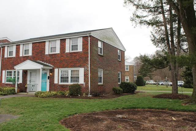 252 Colonel Bell Drive #252, Brockton, MA 02301 (MLS #72640049) :: Anytime Realty
