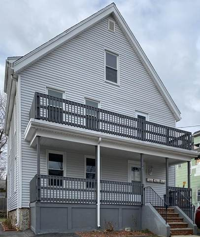 26 Savin Ave #2, Norwood, MA 02062 (MLS #72640138) :: The Gillach Group