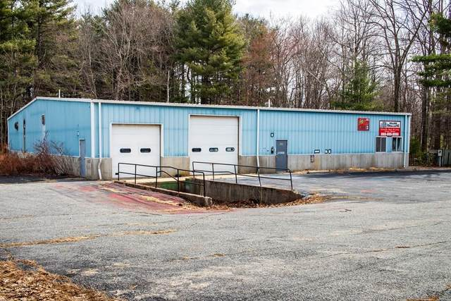 488 Stafford St, Leicester, MA 01611 (MLS #72640245) :: Exit Realty