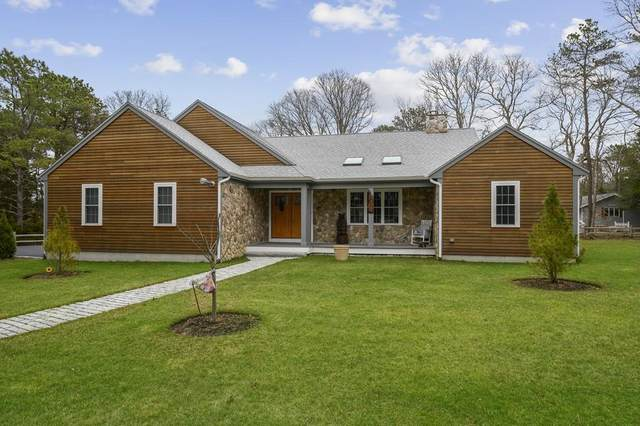 3 Little Hog Pond Ln, Sandwich, MA 02563 (MLS #72640341) :: EXIT Cape Realty