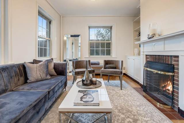 5 Arlington St #46, Cambridge, MA 02140 (MLS #72640373) :: Boylston Realty Group