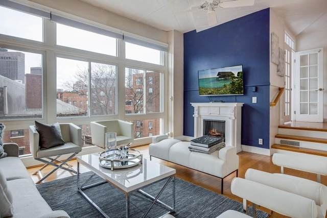 63 Atlantic Avenue 5D, Boston, MA 02110 (MLS #72640392) :: DNA Realty Group