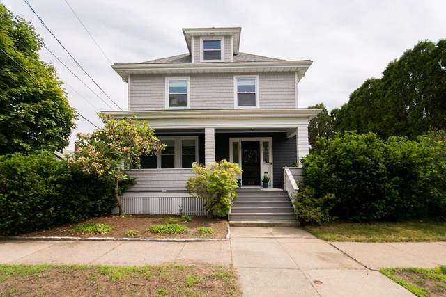 282 Hawthorn St, New Bedford, MA 02740 (MLS #72640398) :: The Duffy Home Selling Team