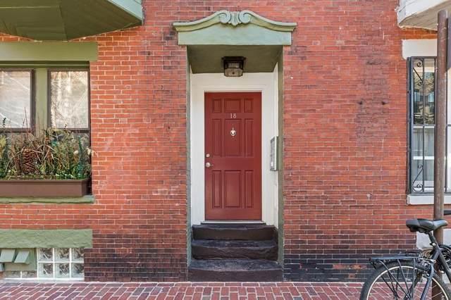 18 Dartmouth Pl #1, Boston, MA 02116 (MLS #72640408) :: The Duffy Home Selling Team
