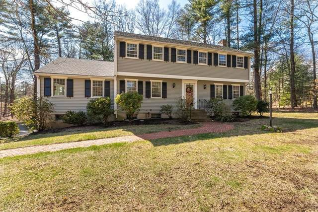 28 Olde Carriage Road, Westwood, MA 02090 (MLS #72640420) :: Trust Realty One
