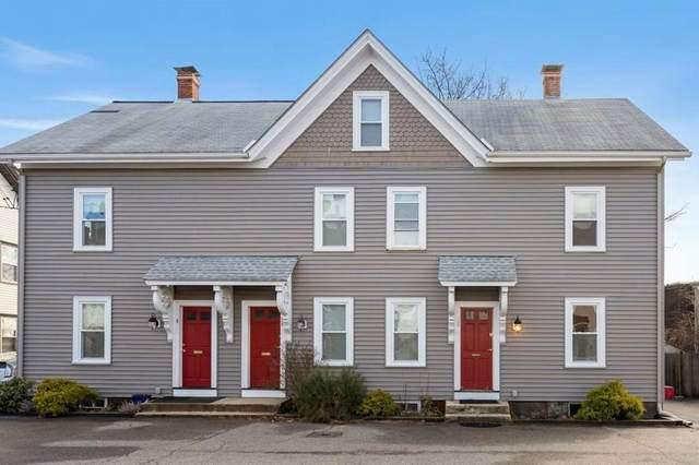 12 Swetts Court #12, Watertown, MA 02472 (MLS #72640421) :: Conway Cityside
