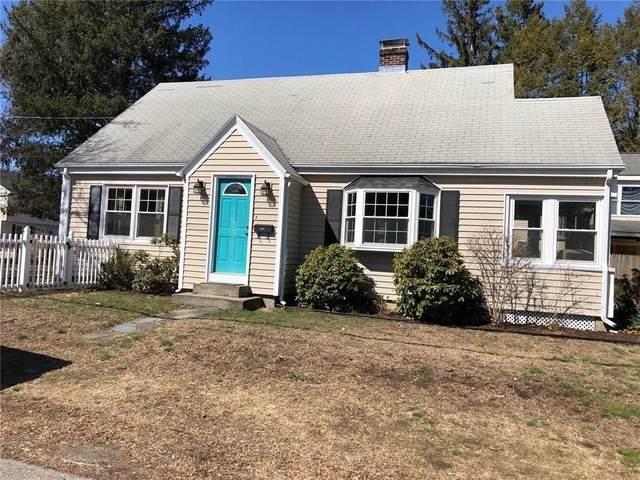 182 Waterman, Pawtucket, RI 02861 (MLS #72640511) :: Kinlin Grover Real Estate