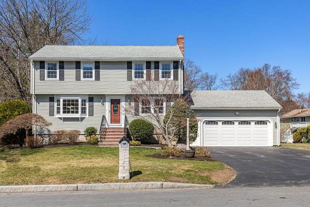 5 Garrison Dr, Bedford, MA 01730 (MLS #72640556) :: Welchman Real Estate Group