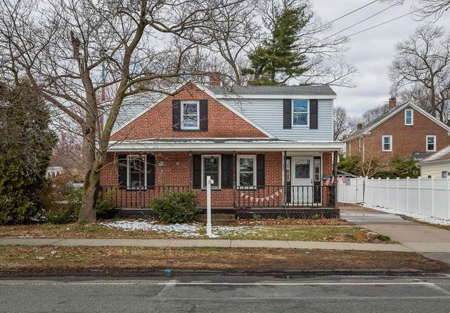 600 Kings Hwy, West Springfield, MA 01089 (MLS #72640577) :: NRG Real Estate Services, Inc.