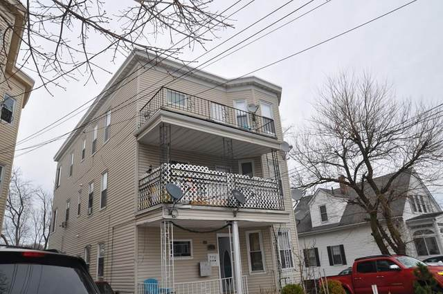 141 Proctor Ave, Revere, MA 02151 (MLS #72640582) :: The Seyboth Team