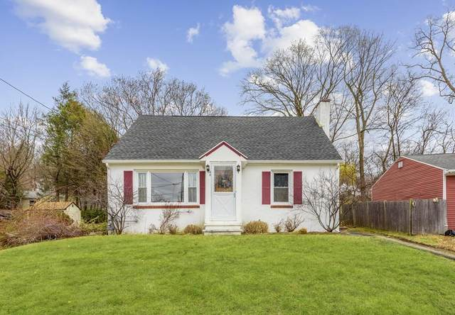 44 Tiverton Pkwy, Worcester, MA 01602 (MLS #72640614) :: Charlesgate Realty Group