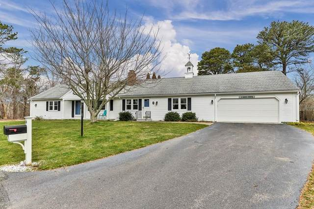 16 Adrienne Dr, Yarmouth, MA 02664 (MLS #72640622) :: The Duffy Home Selling Team