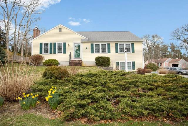 4 Knollwood Drive, Yarmouth, MA 02675 (MLS #72640627) :: EXIT Cape Realty