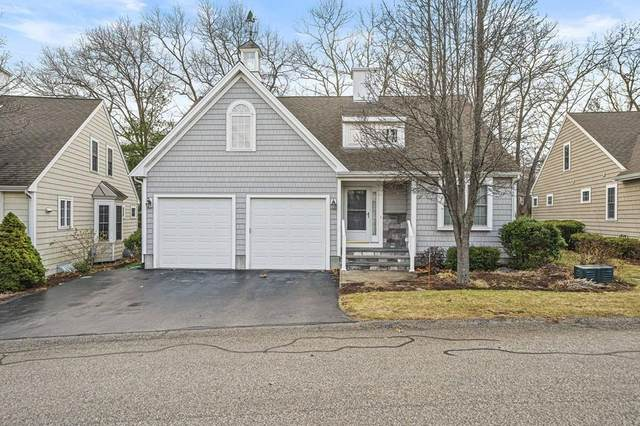 10 Mulligan Dr #10, Weymouth, MA 02190 (MLS #72640661) :: Spectrum Real Estate Consultants
