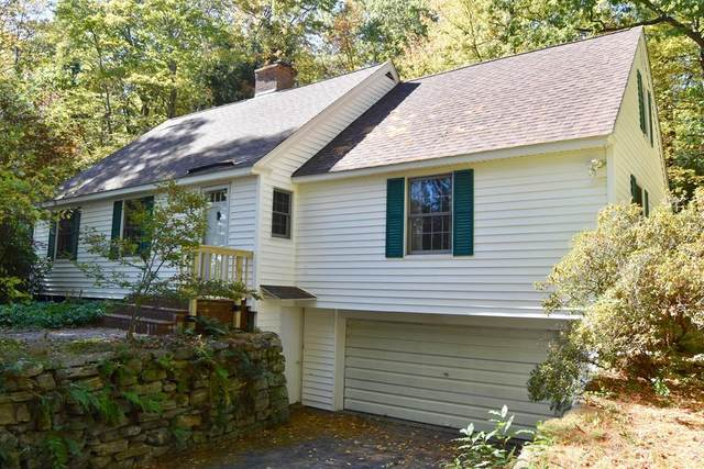 96 Montague Rd, Leverett, MA 01054 (MLS #72640667) :: DNA Realty Group