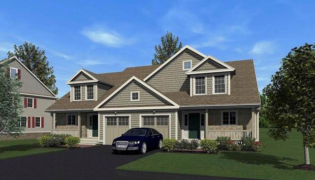 31 Jefferson Drive #31, Lexington, MA 02420 (MLS #72640827) :: Charlesgate Realty Group