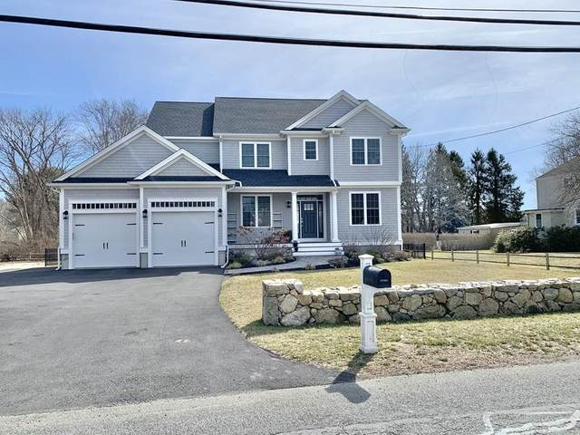 24 Avis Street, Dartmouth, MA 02748 (MLS #72640837) :: RE/MAX Vantage