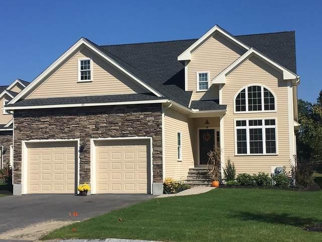 65 Fairway View Dr #65, Sutton, MA 01590 (MLS #72640876) :: Westcott Properties