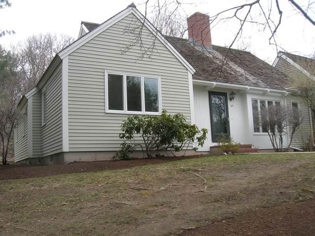 64 Potter Pond #64, Lexington, MA 02421 (MLS #72640913) :: Walker Residential Team