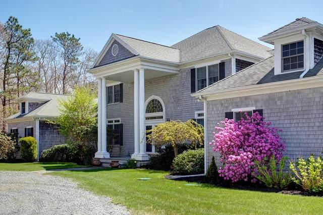 352 Sippewissett Rd, Falmouth, MA 02540 (MLS #72641007) :: Trust Realty One
