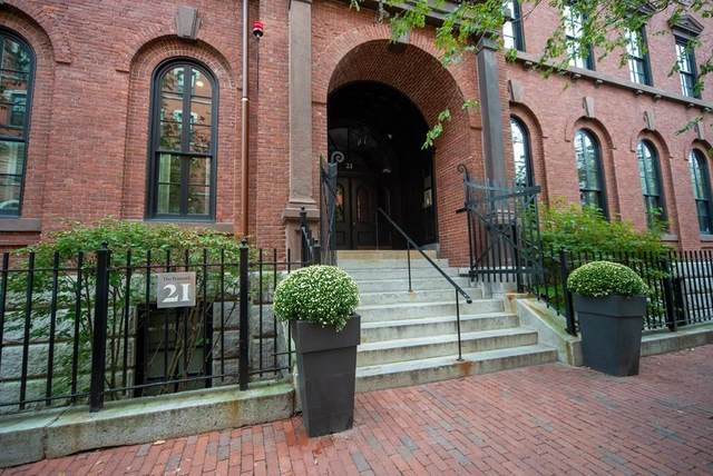 21 Father Francis Gilday St #511, Boston, MA 02118 (MLS #72641042) :: Anytime Realty