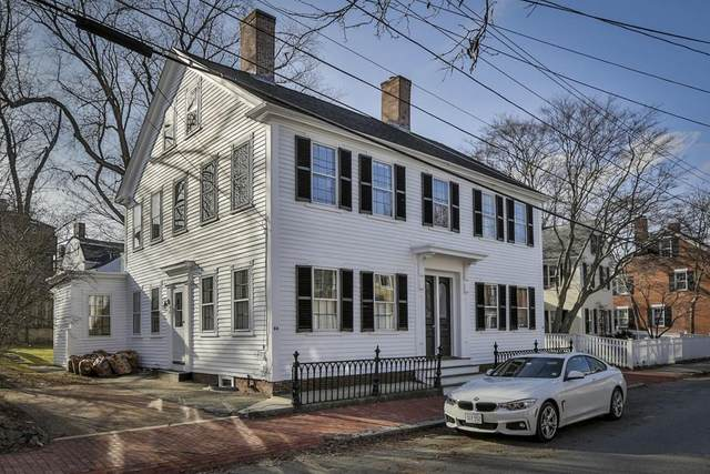 44 Middle #44, Newburyport, MA 01950 (MLS #72641044) :: Anytime Realty