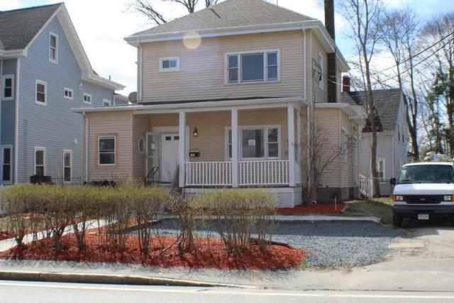 302 North Warren St, Brockton, MA 02301 (MLS #72641128) :: Charlesgate Realty Group