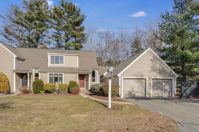 15 Wedge Court #15, North Reading, MA 01864 (MLS #72641140) :: The Seyboth Team