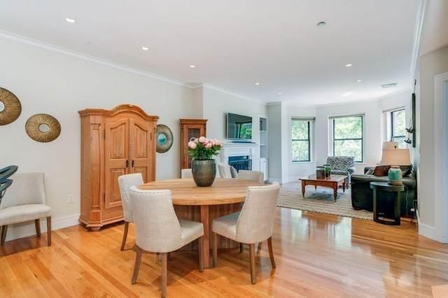 69 St Botolph St #4, Boston, MA 02116 (MLS #72641157) :: Kinlin Grover Real Estate