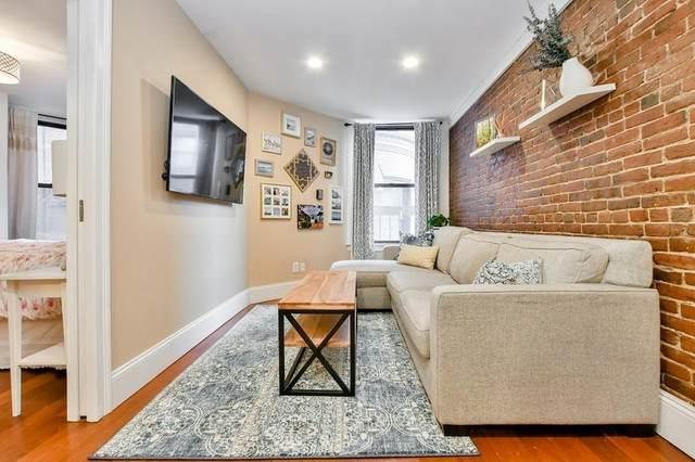 497 Beacon Street #3, Boston, MA 02215 (MLS #72641250) :: Boylston Realty Group