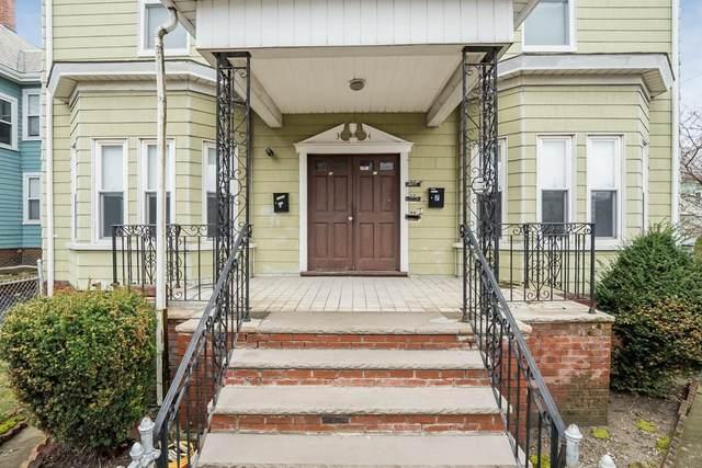 34 Pearl #1, Somerville, MA 02145 (MLS #72641256) :: Westcott Properties